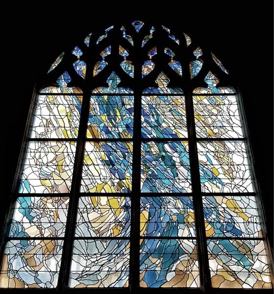 Gotisches Fenster - Maßwerk
