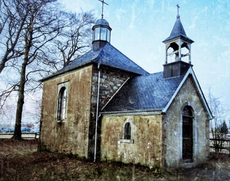 Kleine Kapelle - Baraque Michel - im Hohen Venn