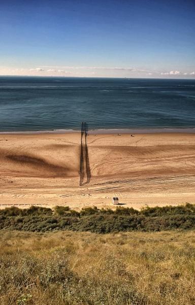 Strandszene bei Zoutelande - Walcheren