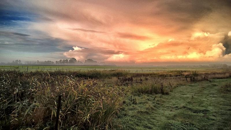 Landschaft bei Koudekerke - Walcheren