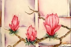 Blumen - Aquarell