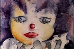 Clownspuppe